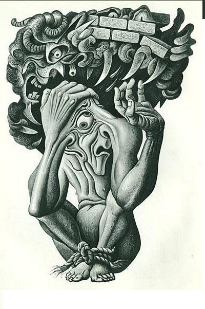 невроз, тревога