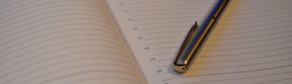 Создание распорядка дня